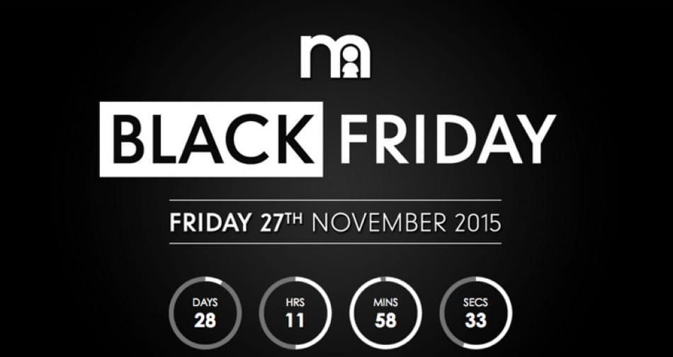 Mothercare Black Friday UK
