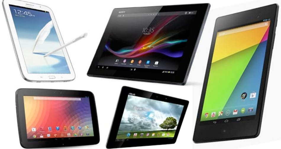 Android tablet deals
