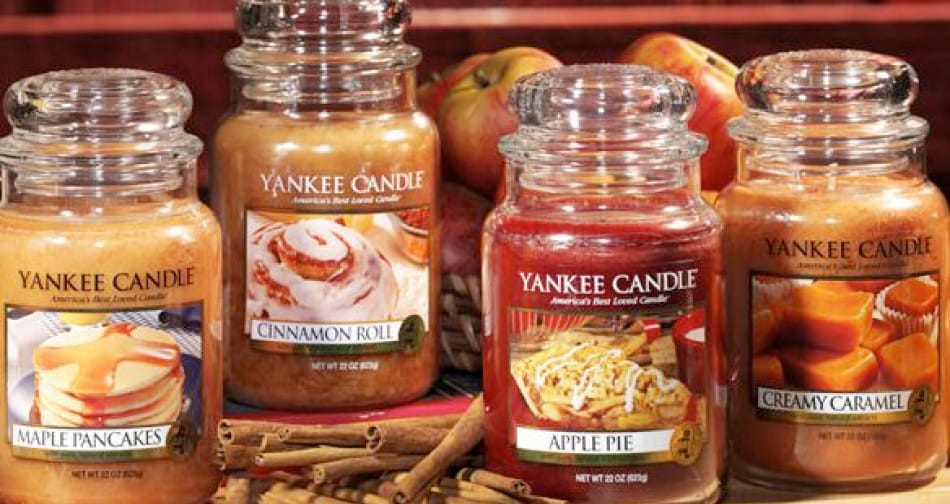 Deals for Yankee Candles