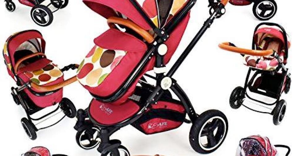 Pram and pushchair deals