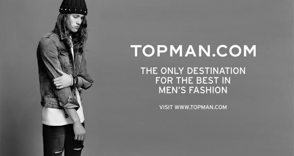 Topman Black Friday UK