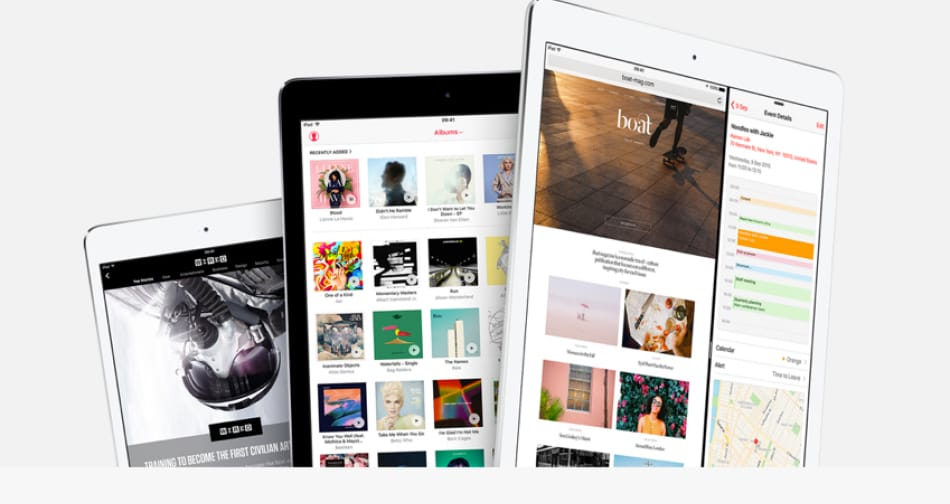 iPad Mini and Air deals