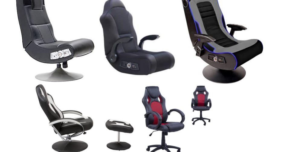 5 Cool Gaming Chair Deals pic 2