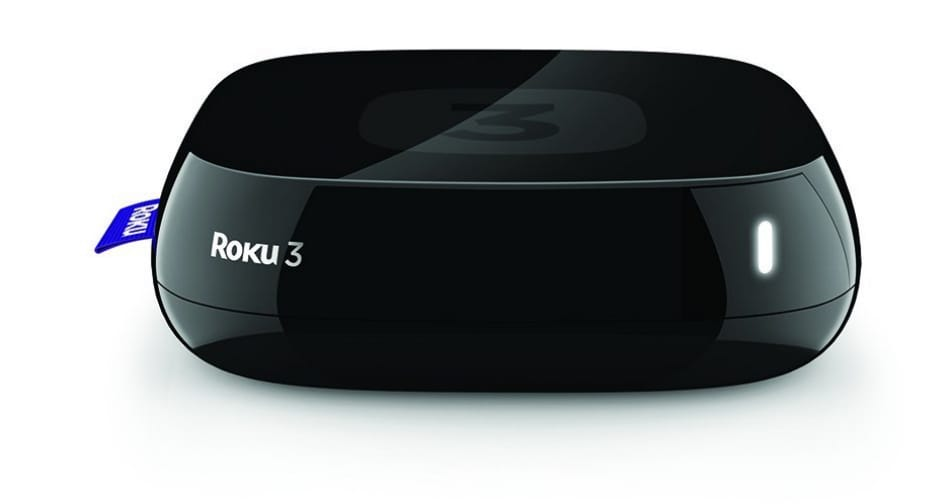 Roku 3 HD Streaming Player for TV