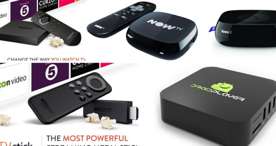 Top 5 Streaming Devices