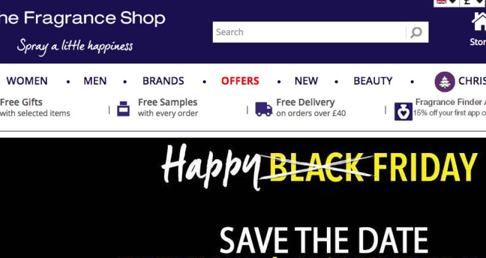 the-fragrance-shop-black-friday-uk