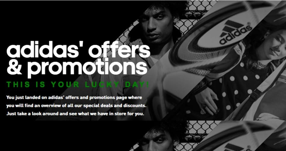 Adidas UK Black Friday 2019 Deals