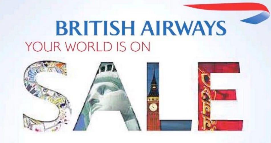 british airways sale - photo #14