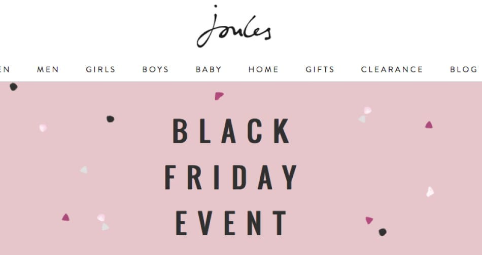 joules-black-friday-deals