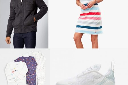 Fashion Black Friday Deals for Kids and Adults