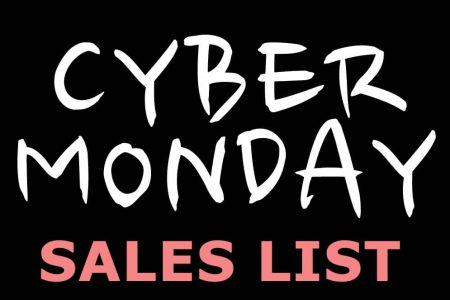 All Cyber Monday Sales That Are Now LIVE